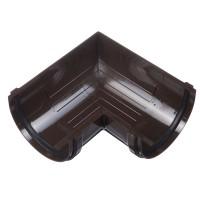 Угловой элемент 90˚, шоколад Döcke STANDARD