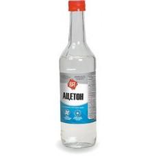 Ацетон стеклобутылка 0,5 л