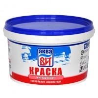 Краска интерьерная супер-белая (вак-14) 1,3 кг