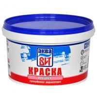 Краска моющаяся супер-белая (вак-20) 1,3 кг