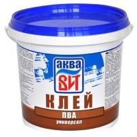"""Клей """"ПВА"""" универсал ВАК-С-6 0,9 кг"""