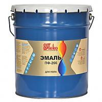 Эмаль для пола ПФ-266 ВИТЕКО Желто-коричневая 20 кг.