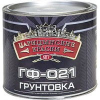 Грунтовка ГФ-021 Красно-коричневая ГОСТ 5 кг