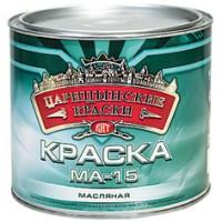Краска  МА-15 Зеленая 1,9 кг
