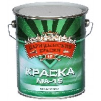 Краска  МА-15 Ярко-зеленая 5 кг
