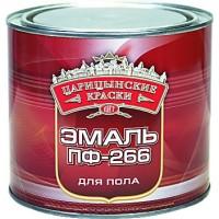 Эмаль для пола ПФ-266 Золотисто-коричневая 2,7 кг