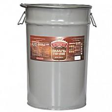 Эмаль для пола ПФ-266 Золотисто-коричневая 60 кг