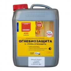 Огнебиозащита NEOMID 450-II (вторая группа огнезащитной эффективности) - 5 кг