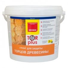 Акриловый состав для защиты торцов NEOMID TOR PLUS - 10 л