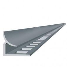 Раскладка под плитку белая 11-12 мм внутр., NEXUS