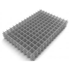 Сетка сварная, ячейка 150х150 мм, лист 3,0х2 м (d 6 мм)