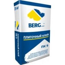 Плиточный клей ПК 9 BERGhome, 25 кг