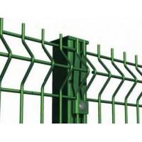 Столб в бетон «СТАНДАРТ» цинк+ЭПП для секц. 2,03 в бет. / 3 креп.