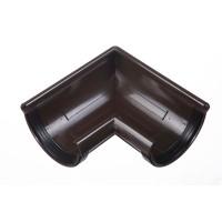 Угловой элемент 90˚ , шоколад Döcke LUX