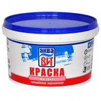 Краска фасадная супер-белая (вак-25) 2,5 кг