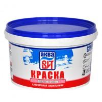 Краска для потолков супер-белая (вак-5) 1,3 кг
