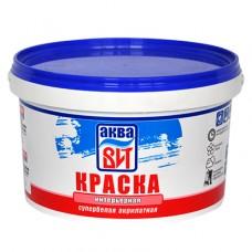 Краска интерьерная супер-белая (вак-14) 6 кг