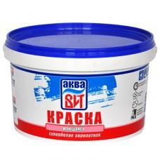 Краска моющаяся супер-белая (вак-20) 2,5 кг