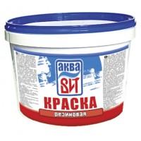 Краска резиновая белая (вд-ак-104) 2,2 кг
