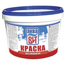 Краска резиновая белая (вд-ак-104) 5 кг