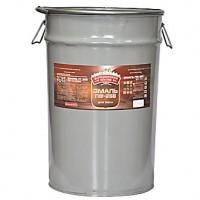 Эмаль для пола ПФ-266 Красно-коричневая 60 кг