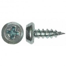 Саморез 3,5х11 мм клоп наконечник острый 1000 шт