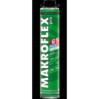 Пена монтажная профессиональная «Мakroflex» 65 всесезонная (850 мл)