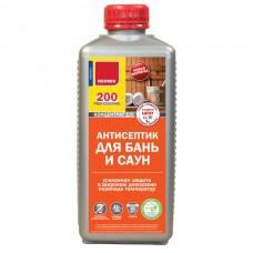 Антисептик для бань и саун NEOMID 200 - 1 л, концентрат 1:30