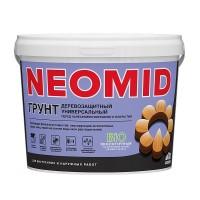 Грунт антисептический для деревянных поверхностей NEOMID BIO - 2,5 л