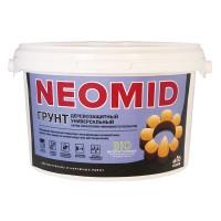 Грунт антисептический для деревянных поверхностей NEOMID BIO - 1 л