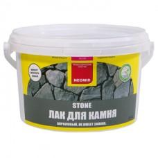 Лак для камня NEOMID STONE - 2,5 л