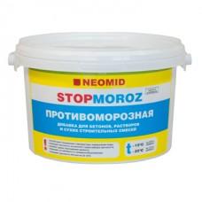 Противоморозная добавка NEOMID STOPMOROZ - 3 кг