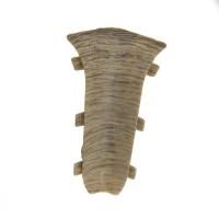 Угол внутренний для плинтуса Nexus, дуб светло серый