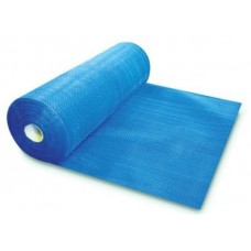 Сетка фасадная синяя SuperFiber, 165 г/м2 (рулон 50 м2)