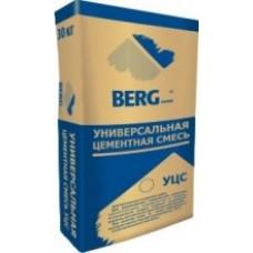 Цементная смесь УЦС BERGhome, 25кг