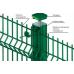 3D секция «СТАНДАРТ», ячейка 200x50 мм,  диам. проволоки 4,0 мм
