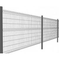 3D секция «ЭКОНОМ», ячейка 100x50 мм,  диам. проволоки 4,0 мм